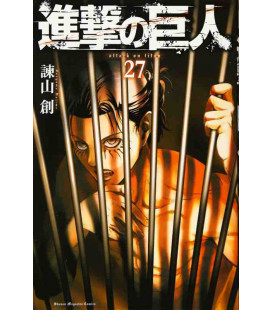 Shingeki no Kyojin (Attack on Titan) Vol. 27