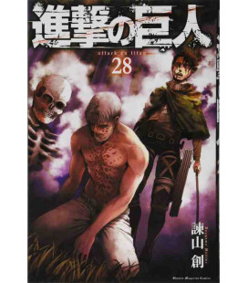 Shingeki no Kyojin (Attack on Titan) Vol. 28