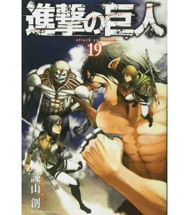 Shingeki no Kyojin (Attack on Titan) Vol. 19