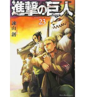Shingeki no Kyojin (Attack on Titan) Vol. 23