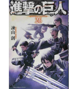 Shingeki no Kyojin (Attack on Titan) Vol. 26