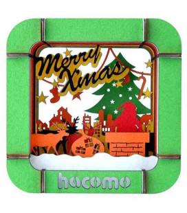 Hacomo Box - Gift Card - Santa Claus