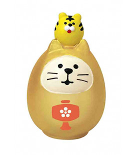 Decole - Golden Cat Daruma - Concombre Fuku Mono - Model ZCB-43944