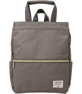 Backpack Delde Tote Sun-Star - Grey color - 100% Polyester