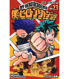 My Hero Academia Vol. 23