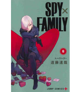 Spy X Family Vol. 6