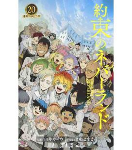 Yakusoku no nebarando (The Promised Neverland) Vol. 20