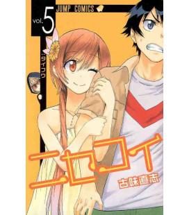Nisekoi Vol.5