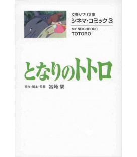 Cinema Comics - Tonari no Totoro - My Neighbor Totoro