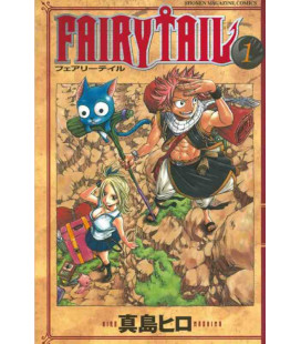 Fairy Tail - Vol. 1