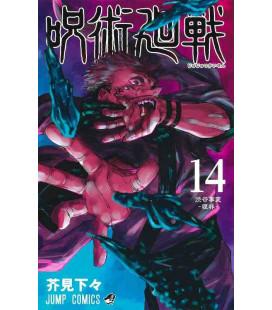 Jujutsu Kaisen Vol. 14 (Sorcery Fight)