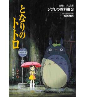 Ghibli no kyokasho 3: Tonari no Totoro - My Neighbor Totoro