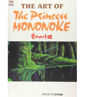 The Art of Princess Mononoke - Artbook of the film
