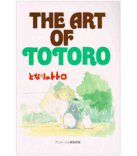 The Art of Totoro - Artbook of the film