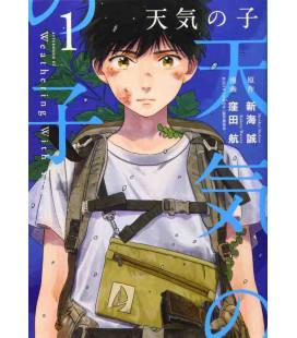 Tenki no Ko vol. 1 - Manga version