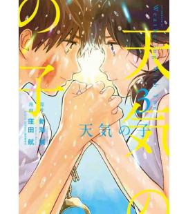Tenki no Ko vol. 3 - Manga version