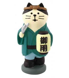 Decole - New year's cat okappiki neko - Concombre Fuku Mono - Model ZTM-43576