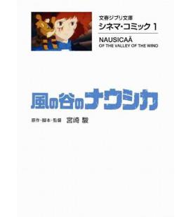 Cinema Comics - Kaze no Tani no Naushika - Nausicaä of the Valley of the Wind