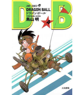 Dragon Ball - Vol 4 - Tankobon Edition