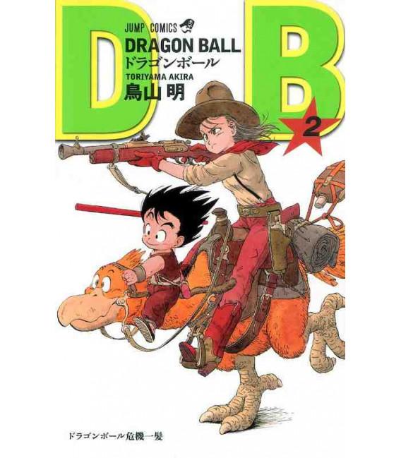 Dragon Ball - Vol 2 - Tankobon Edition