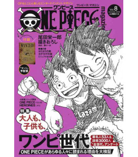 One Piece Magazine Vol. 8