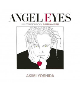 Angel Eyes - Illustration book - Banana Fish