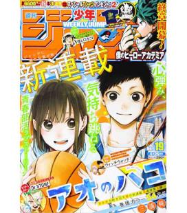 Weekly Shonen Jump - Vol. 19 - April 2021