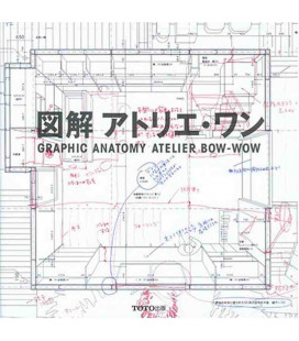 Graphic Anatomy Atelier Bow-Wow - Bilingual architecture book