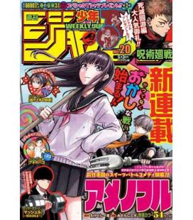 Weekly Shonen Jump - Volume 20 - April 2021