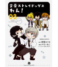 Bungo Stray Dogs Wan Vol. 3