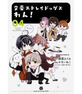 Bungo Stray Dogs Wan Vol. 4