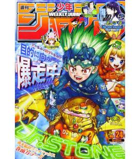 Weekly Shonen Jump - Vol. 24 - May 2021