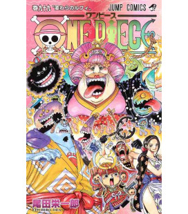One Piece (Wan Pisu) Vol. 99