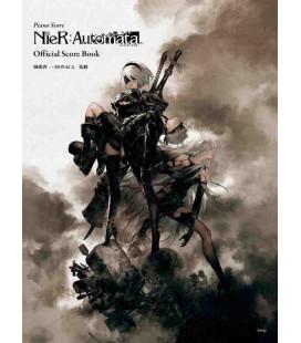 Piano Score - NieR: Automata - Official Score Book