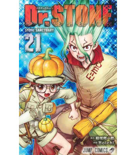 Dr. Stone (Vol. 21)
