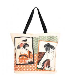 Japanese bag Kurochiku - Model Multi-Art Actor Picture - 100% polyester
