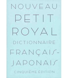 Nouveau Petit Royal Dictionnaire Français-Japonais (Cinquième édicion) - Includes online dictionary
