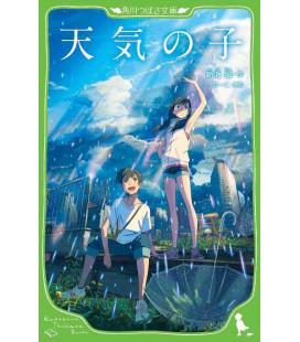 Tenki no ko (Weathering with You) Japanese novel written by Makoto Shinkai - Edition with Furigana