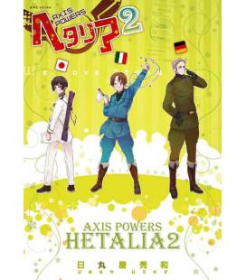 Hetalia - Axis Powers Vol.2