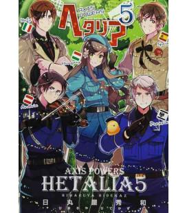 Hetalia - Axis Powers Vol.5