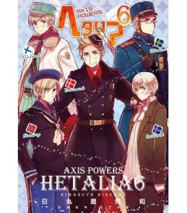 Hetalia - Axis Powers Vol.6