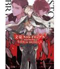 Bungo Stray Dogs - Storm Bringer - Japanese novel by Kafka Asagiri
