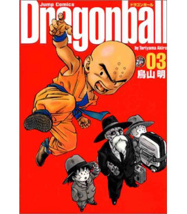 Dragon Ball - Vol 3 - Kanzenban Edition