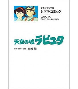 Cinema Comics - Tenku no Shiro Raputa - Laputa: Castle in the Sky
