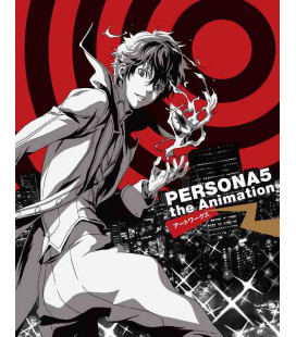 Persona 5 - The Animation Artworks