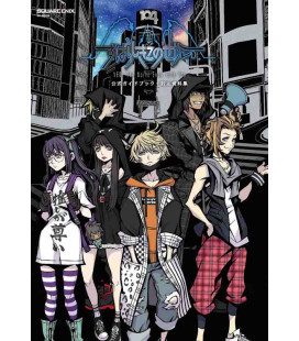 Shin-Subarashiki Kono Sekai Official Guide book - Neo The World Ends with You