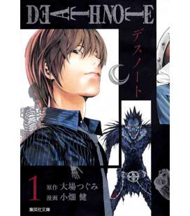 Death Note Vol.1 - Bunko Edition