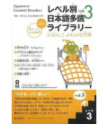 Japanese Graded Readers, Level 3- Volume 3 (Includes CD)