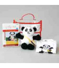 Little Pim Japanese Intro Pack Regalo (1 DVD+ bear + Bag + t-shirt)