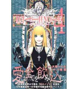 Death Note (Vol 4.)